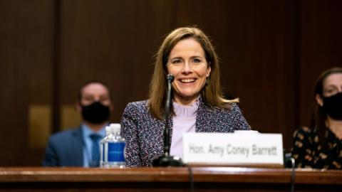 Amy Coney Barrett The justice landowners need