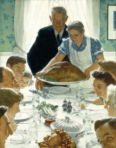 Thanksgiving,farming,agriculture,pandemic
