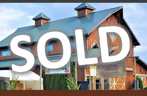 Carleton Farms located in Snohomish County, WA, recently Sold by AgriBusiness Trading Group