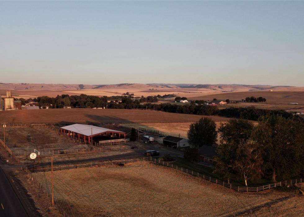 Eastern Oregon Equestrian Ranch